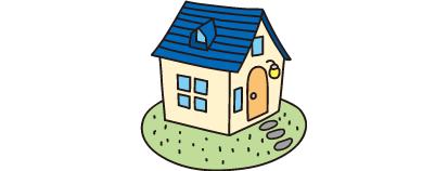 居住用の建物と家財を対象とし、地震・噴火またはこれらによる津波を原因とする火災・損壊・埋没・流失による損害を補償する保険です。